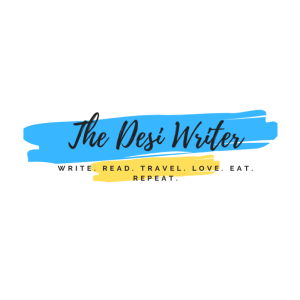 The Desi Writer Logo