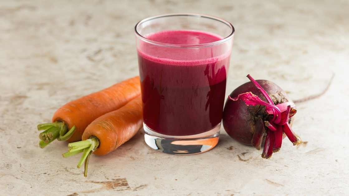 8 Amazing Benefits Of Beetroot Juice And Carrot Juice