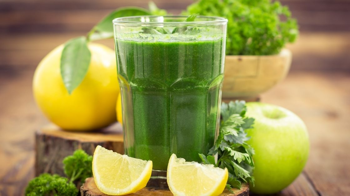 Green Detox Smoothie Cleanse To Reset Your Body