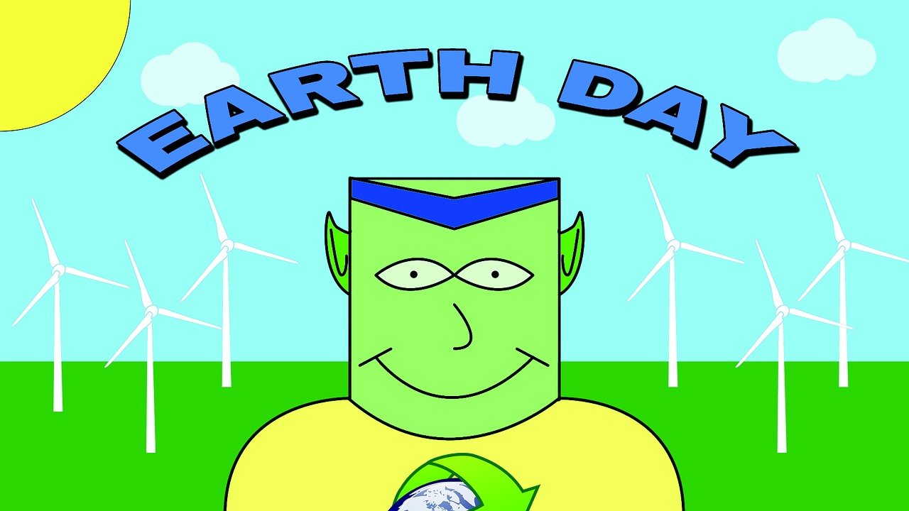 Earth Day Activities And Crafts for Kids