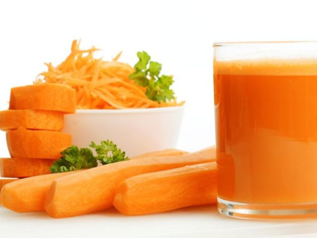 Carrot Detox Juice Cleanse To Lose Weight