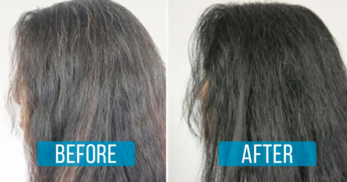 Get Rid Of Grey Hair Using Only 1 Ingredient Now!