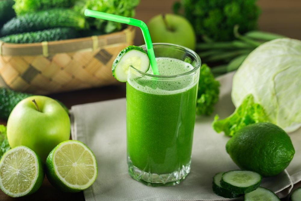Powerful Anti-Inflammatory Juice Cleanse