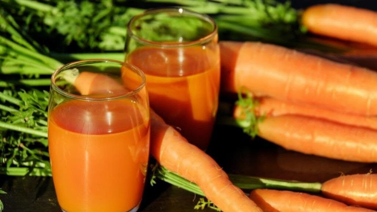 Drinking Carrot Juice For Skin Whitening The Right Way