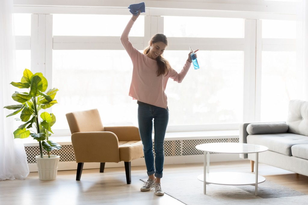 6 Simple Ways To Keep Your Home Clean All The Time
