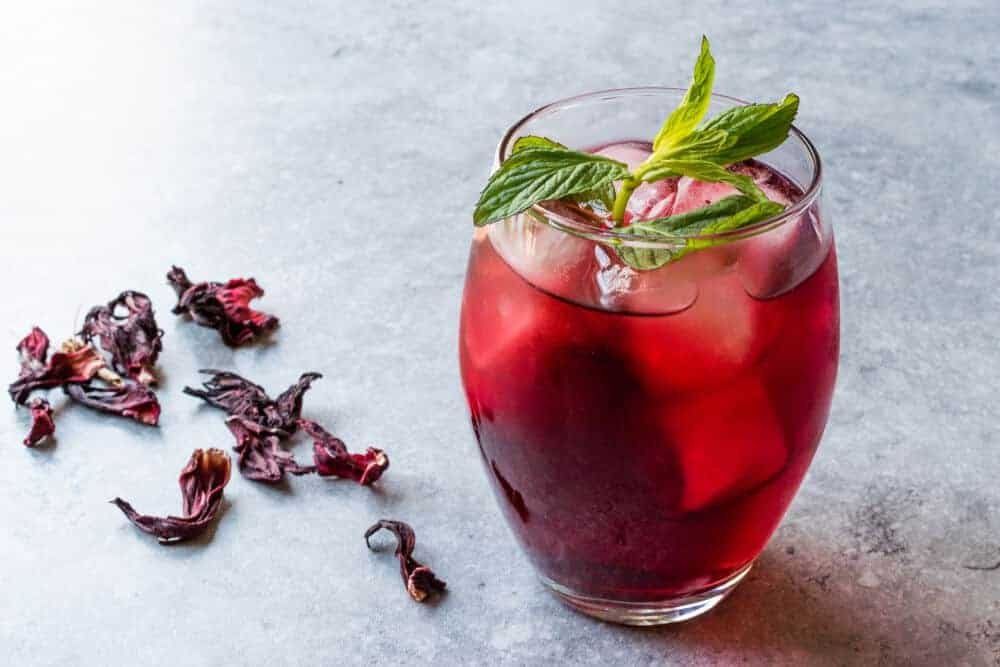 Red Detox Iced Tea Recipe For Weight Loss