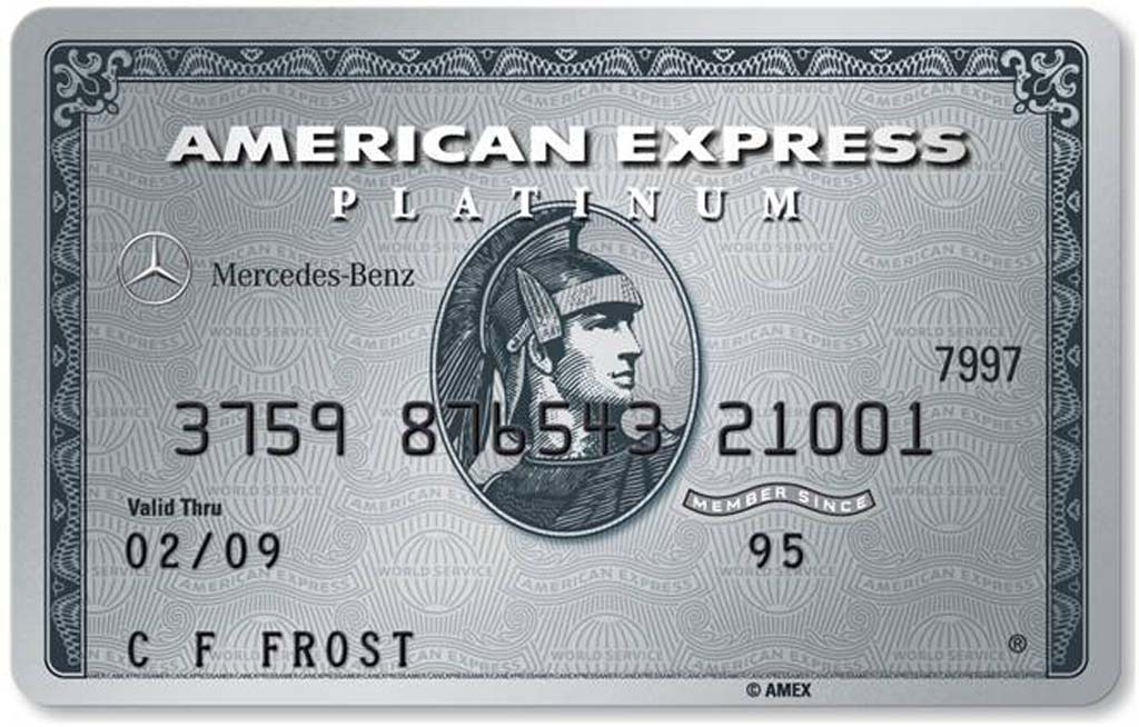 Mercedes Does Deal With American Express | TheDetroitBureau.com