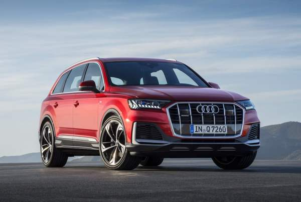 """Audi Takes Q7 SUV to the """"Next Level"""" for 2020 Model Year ..."""