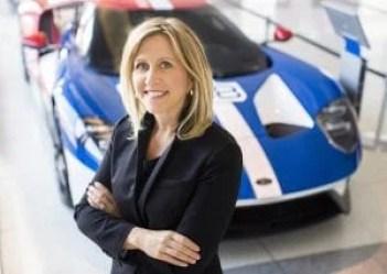 Lisa Drake, Ford COO