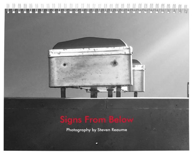 Signs From Below Calendar