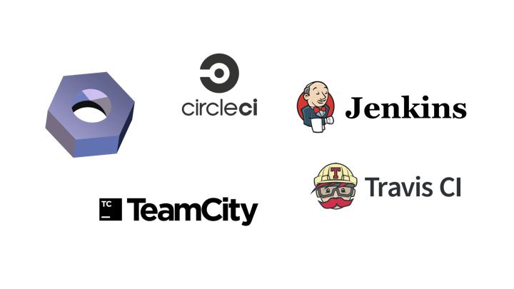 Build Server Logos