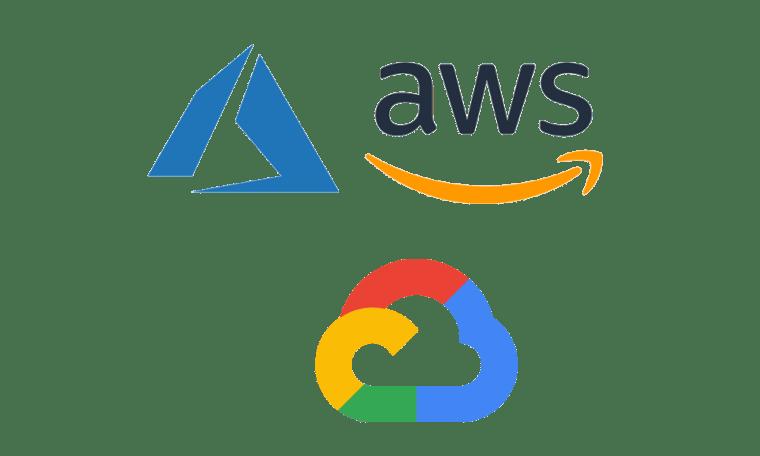 Cloud Vendor Logos