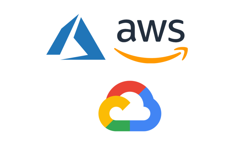 Cloud Vendor Logos