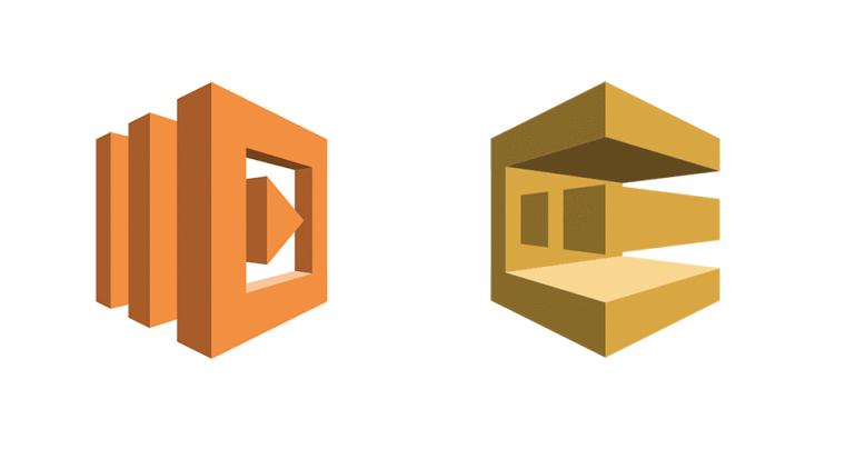 SQS & Lambda Logos
