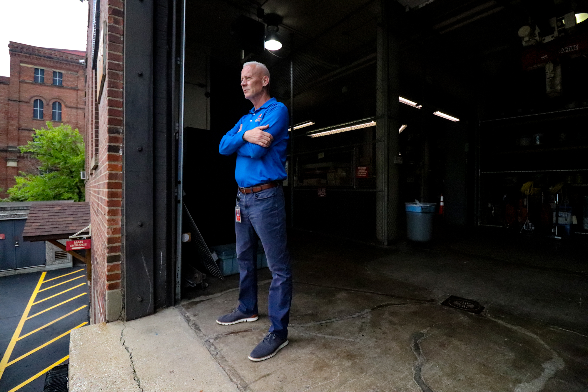 Custodians adapt to pandemic guidelines to keep Akron's schools safe