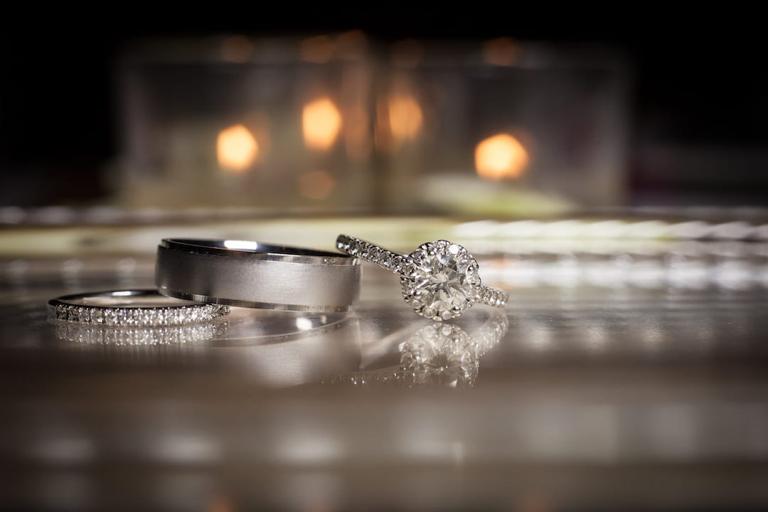 Wedding Bands For The Bride And Groom