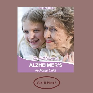 A Great Alzheimer's/Dementia Tool On The Horizon & A Free Gift