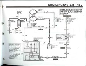 Higher amp alternator and upgrading wiring  Diesel Forum  TheDieselStop