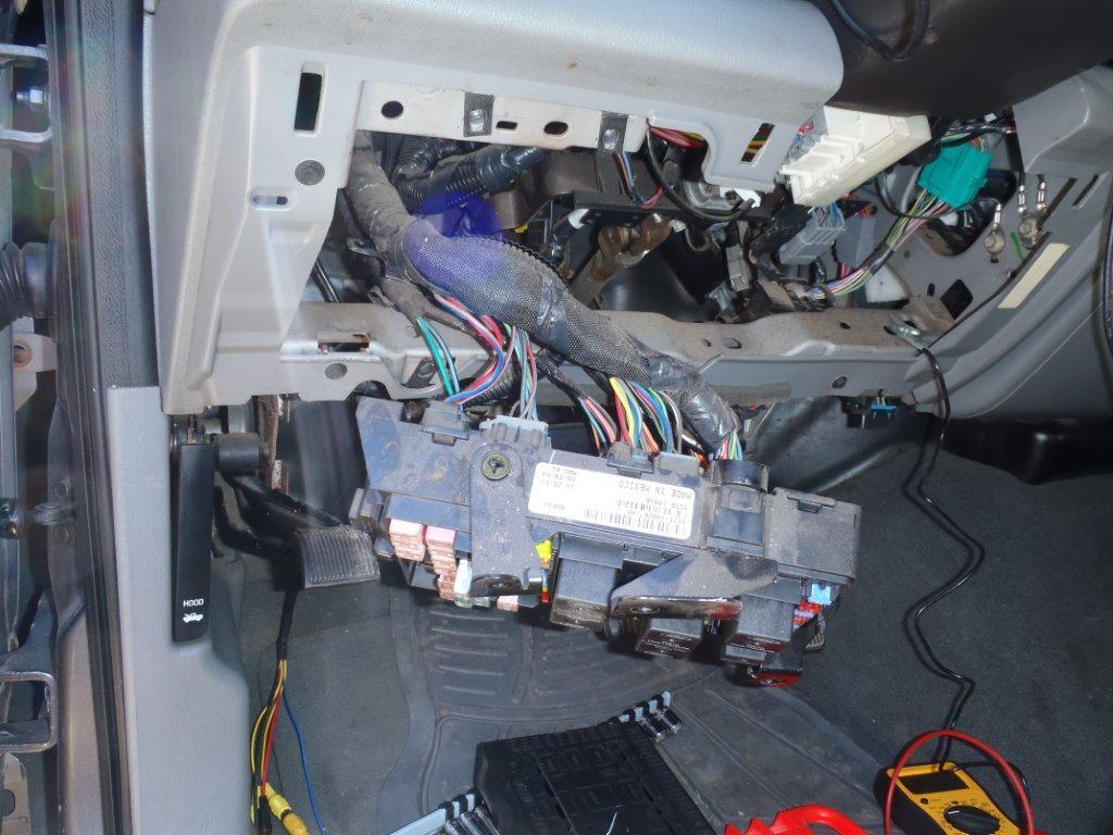 99 Ford Ranger Fuse Panel Diagram 1999 Xlt 25 Lit Box