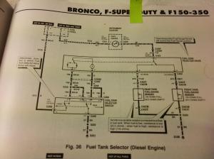 Fuel Tank Selector Valve  Source?  Diesel Forum