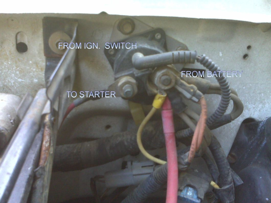 Ford Transit Starter Motor Wiring 85 T260 Fuse Box Where Is The Relay Sel Forum Theselstop Com