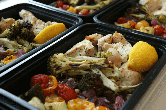 Easy Chicken Meal Prep For The Week