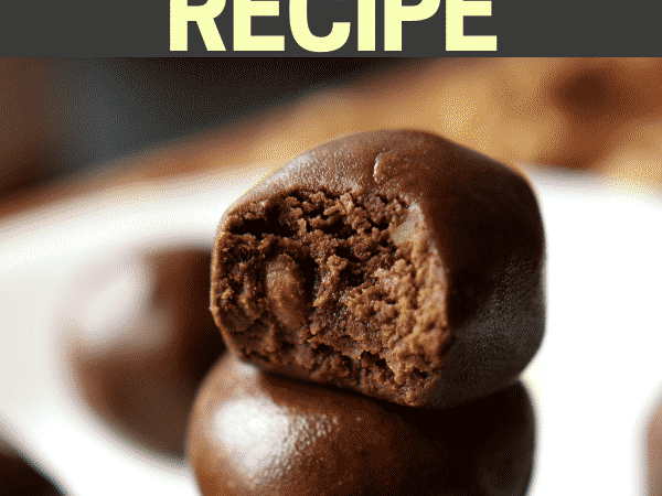 Keto brownie bites recipe