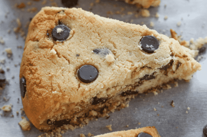 The BEST Easy Low Carb Keto Scones