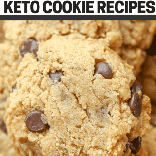 BEST KETO COOKIES | 10 Amazing Low Carb Cookie Recipes For The Ketogenic Diet