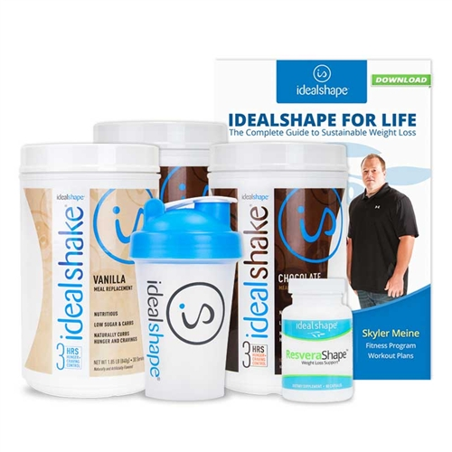 The Best IdealShape Reviews of 2017 - Cost Effective Weight Loss?