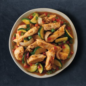hot and spicy chicken