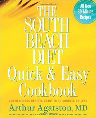 southbeach diet cookbook