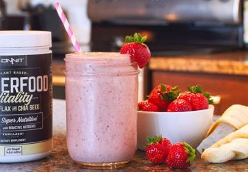 powerfood vitality in the kitchen