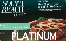 South Beach Diet Platinum Plan