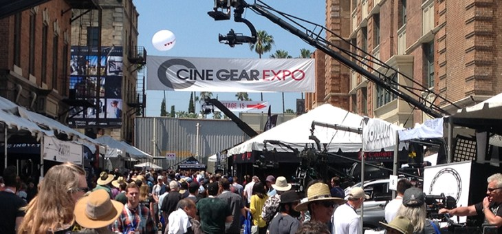 What's new at Cine Gear Expo