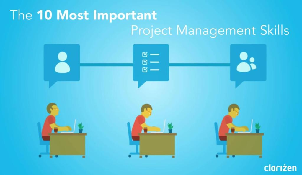 10 Most Important Project Management Skills