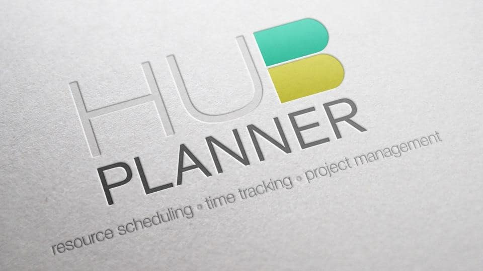 Hub Planner resource scheduling time tracking project management