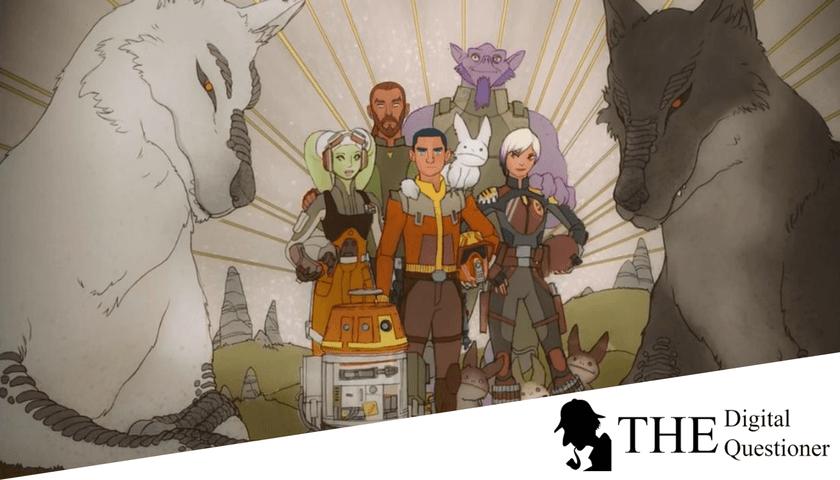 Gran final para Star Wars Rebels