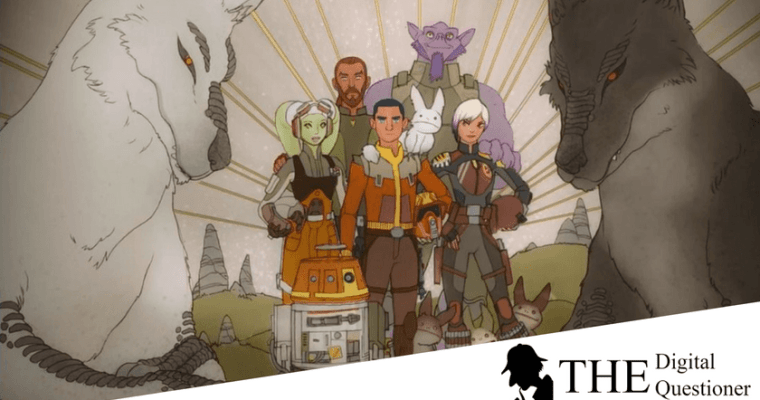 Gran final para Star Wars Rebels