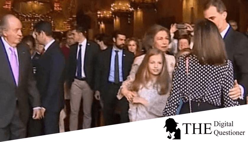 La reina Letizia y Doña Sofía: ficción política vs realidad