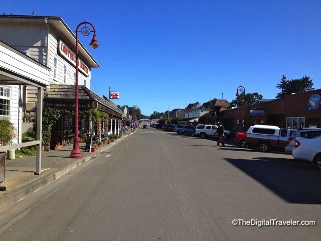 Bandon Main Street