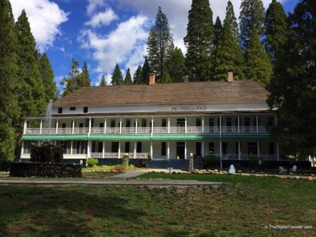 Yosemite National Park Wawona Hotel