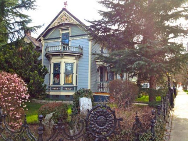Ashland Victorian House