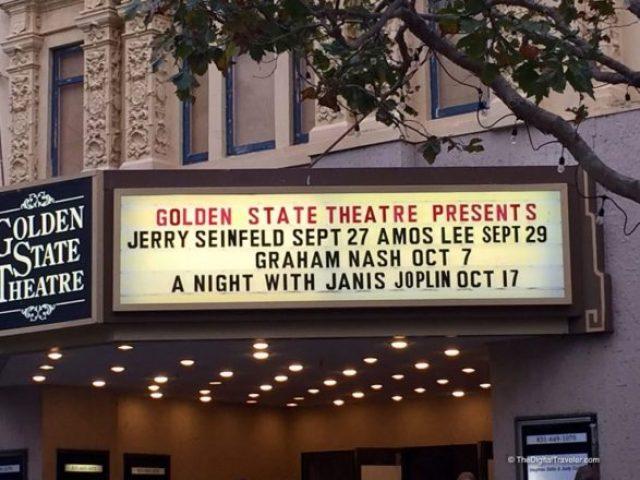Monterey Golden State Theatre