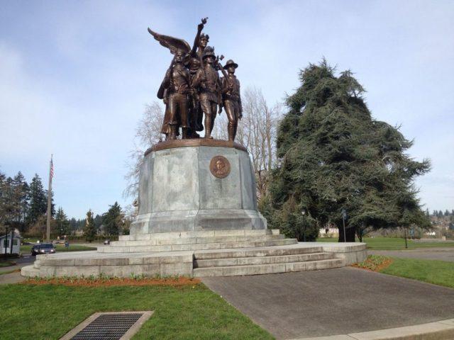Olympia Washington Winged Victory