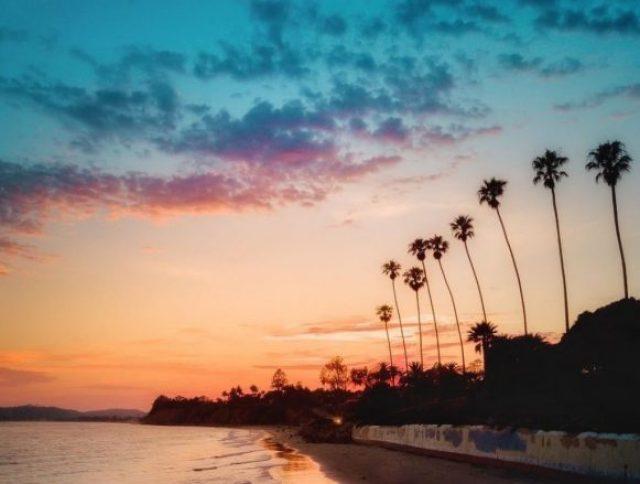 Santa Barbara Sunset