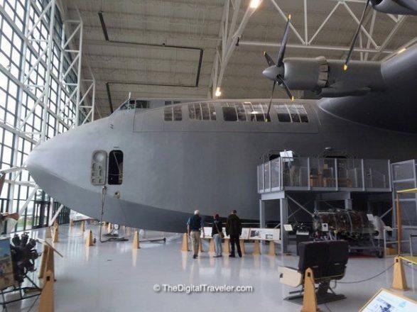 McMinnville Aviation Museum Spruce Goose