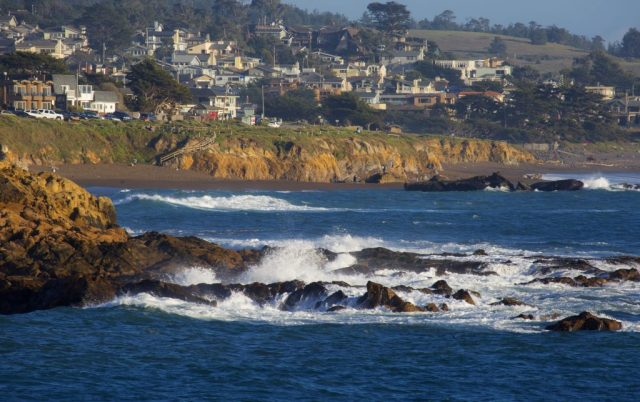 Cambria, California