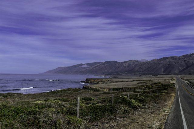 Cambria California Highway