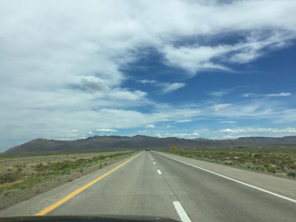 Battle Mountains Nevada